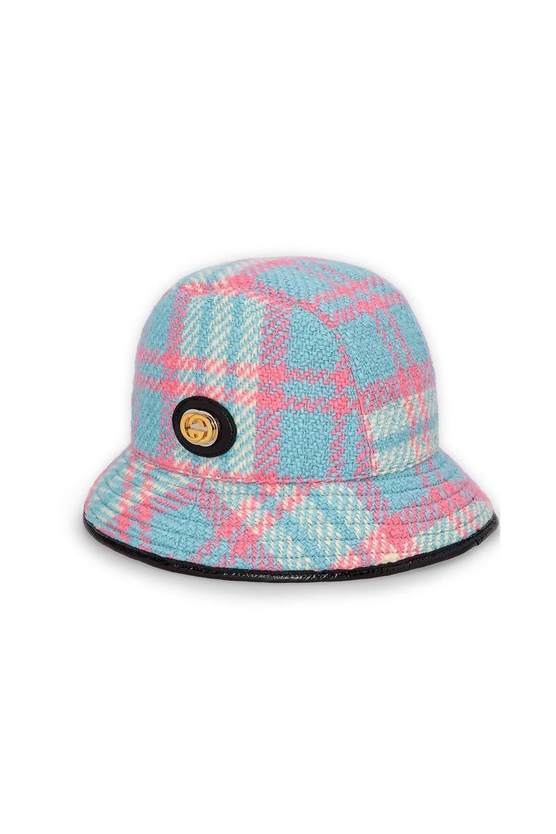 Gucci x Dover Street Market Collection Bucket Hat Blue Pink