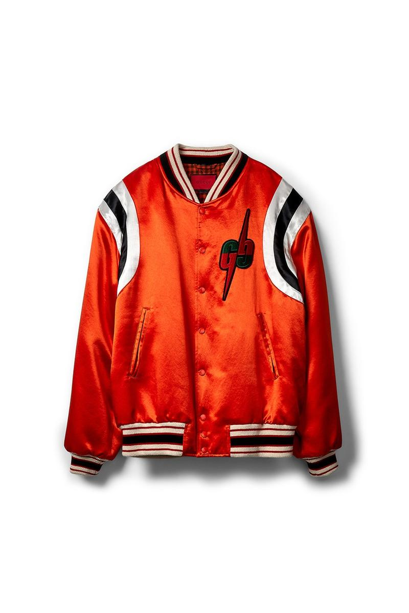 Gucci x Dover Street Market Collection Jacket Red