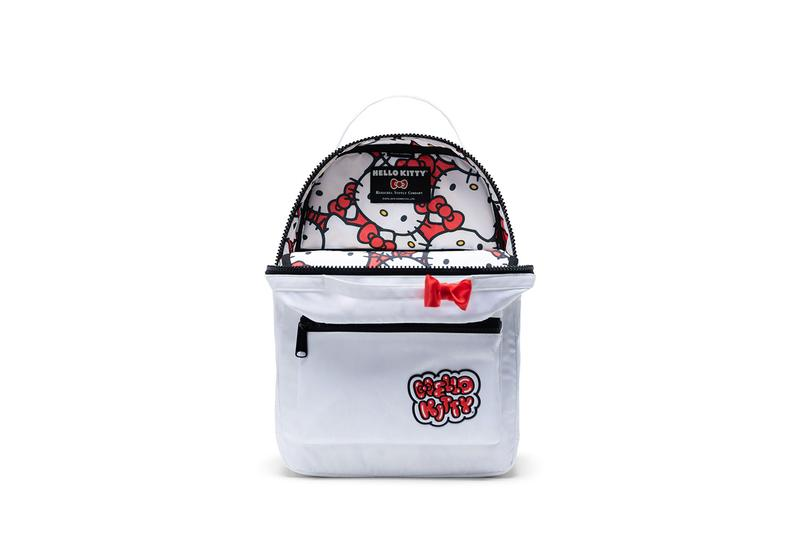 hello kitty herschel supply sanrio backpacks fanny packs luggage suitcase