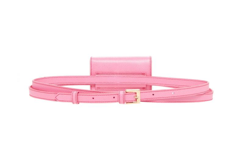 Jacquemus Ceinture Bello Belt Bag Pink