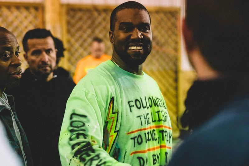 promo code d1b7a 24786 Kanye West Teases New YEEZY BOOST 350 V3 | HYPEBAE