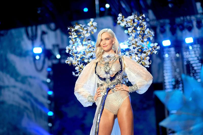 karlie kloss victoria's secret angel vs fashion show feminism
