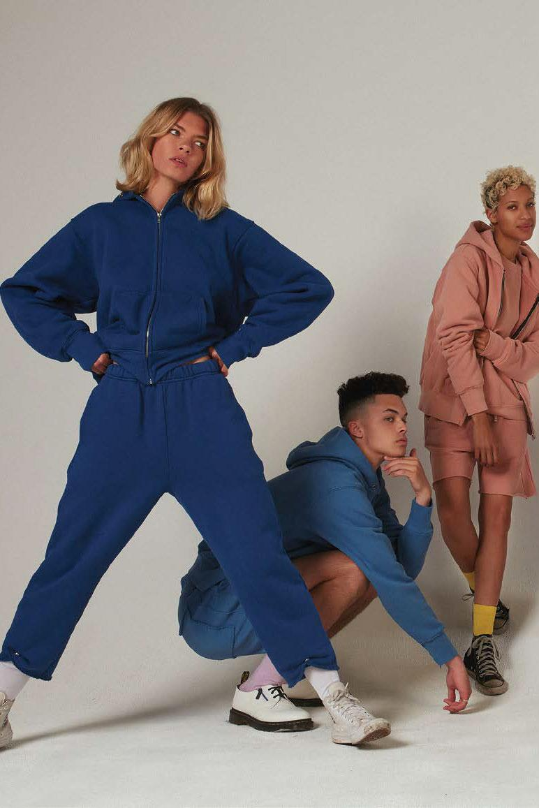 les tien spring summer collection 2020 sneak peak celebrity approved loungewear hailey bieber kylie jenner fear of god