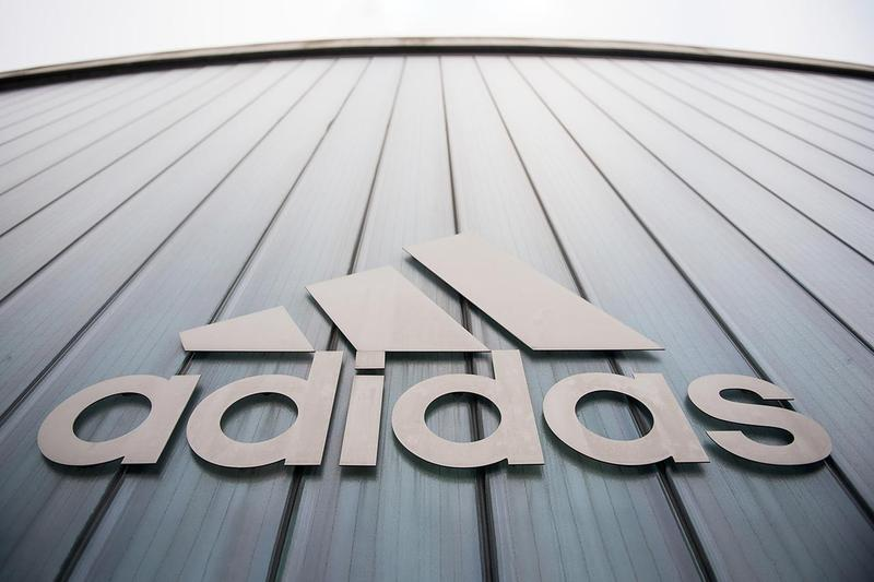 adidas Store Front Logo