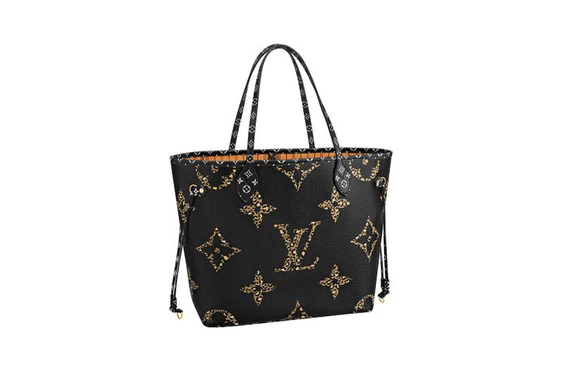 louis vuitton bags accessories wallets monogram jungle collection designer animal print black white luxury