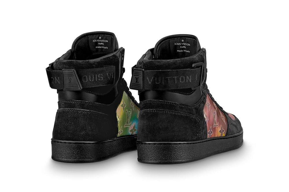 Iridescent Luxembourg \u0026 Rivoli Shoes