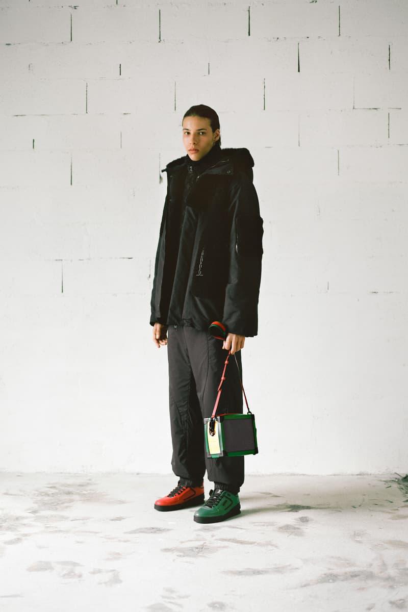 Louis Vuitton Men's Pre-Spring 2020 Lookbook Jacket Pants Black