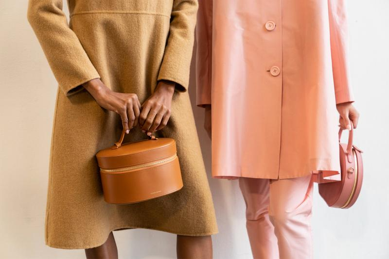 Mansur Gavriel Fall/Winter 2018 Show New York Fashion Week Backstage Bags