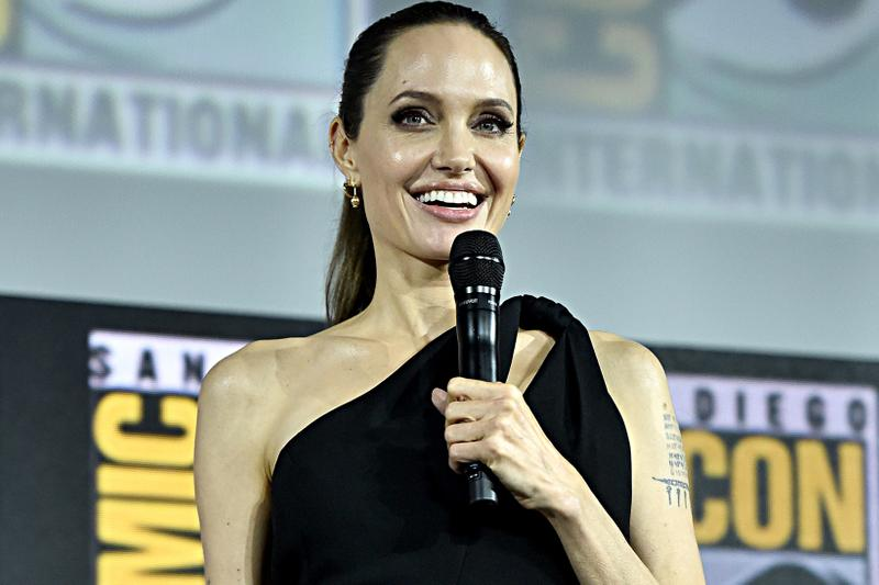 Angelina Jolie Stars in Marvel's 'The Eternals' | HYPEBAE
