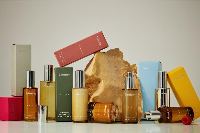 monastery skincare brand relaunch organic natural athena hewett san francisco