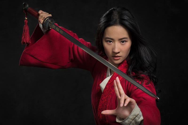 Disney Mulan Liu Yifei Live Action Remake Reboot Liu Yifei Actress Actor 2020 Movie