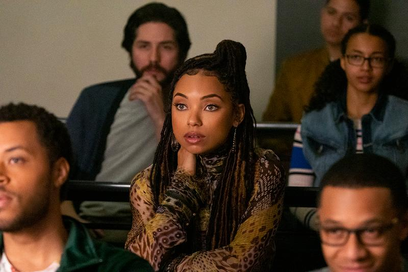 Dear White People Volume 3 Logan Browning Samantha White