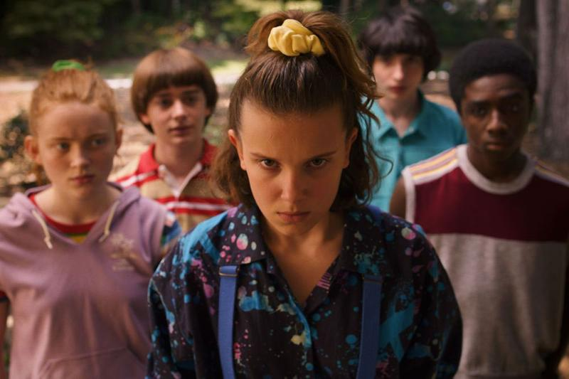 Netflix Stranger Things Cast Eleven