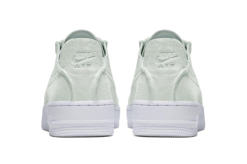 Nike Air Force 1 07 Green White