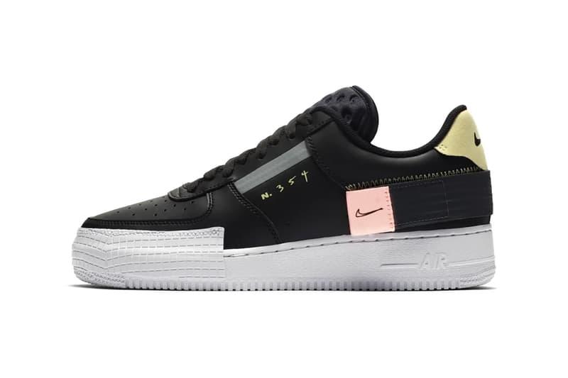 nike air force 1 drop type lx n354 pink tint footwear sneakers sneakerhead cop shoes