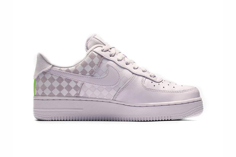 Nike Air Force 1 Low White Gray Check