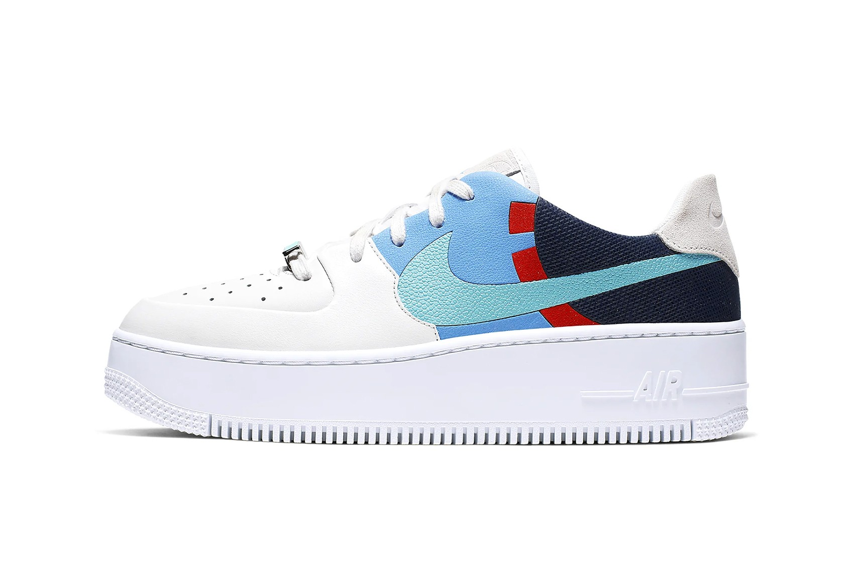nike air force one sage low lx