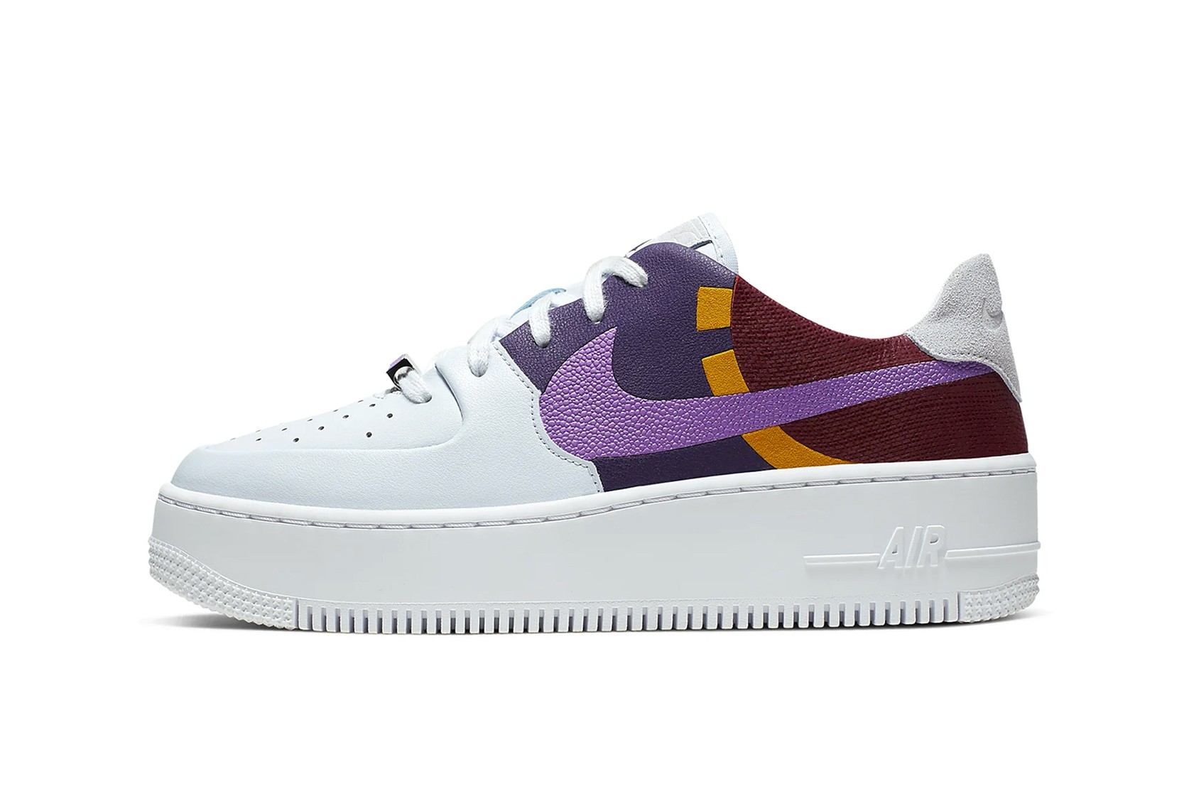 Nike's Basketball-Themed Air Force 1