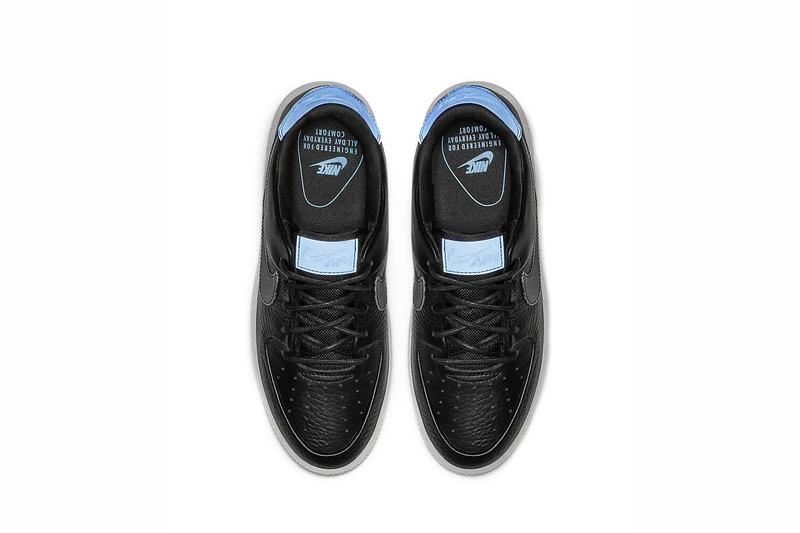 Nike Air Force 1 Sage Low LX Black Royal Pulse
