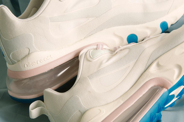 Nike Releases Air Max 270 React Summit White Hypebae