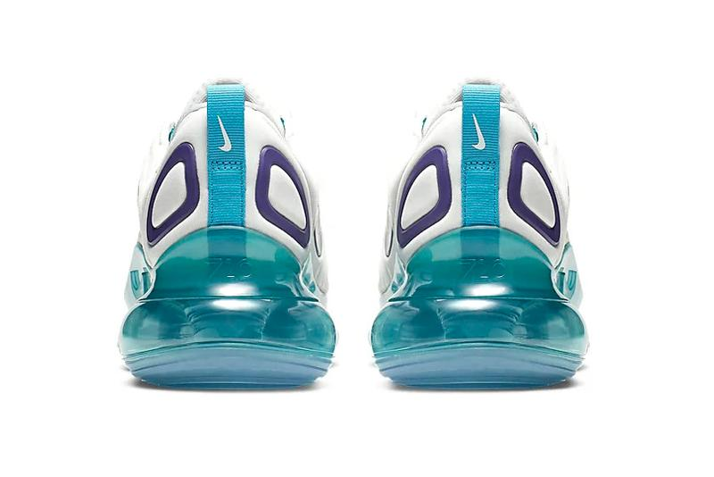 nike air max 720 pastel spirit teal purple sneaker