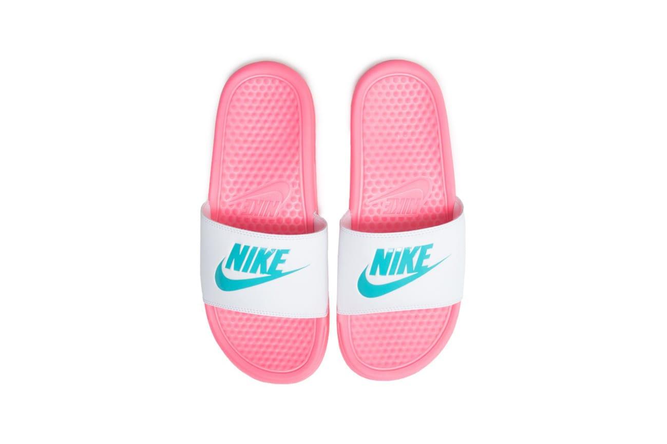 Nike Releases Benassi Summer Slides