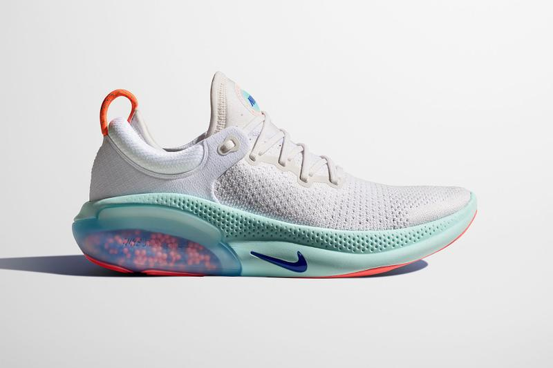 nike joyride cushioning system tpe beads air react flyknit sneakers release date