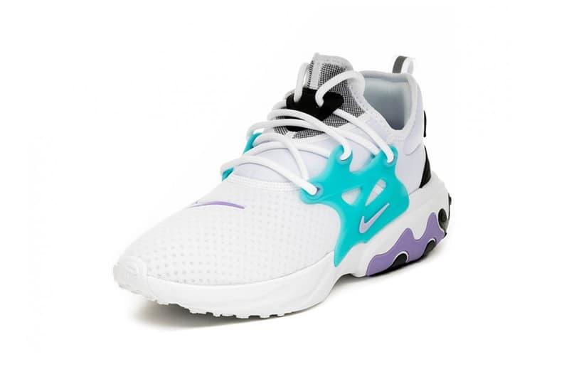 new style 2d1da cc8e9 Nike Releases React Presto in Blue and Purple | HYPEBAE