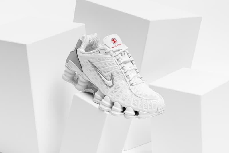 Nike Shox TL Sneaker White