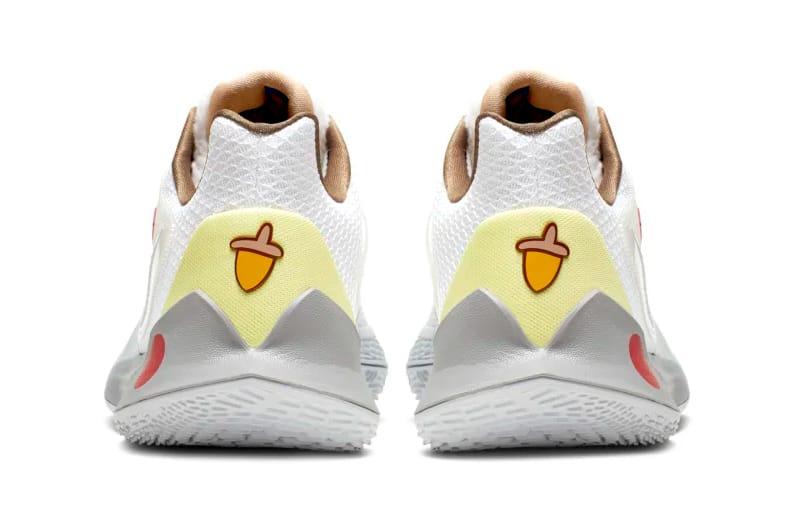 Nike x SpongeBob Squarepants Collaboration Shoes