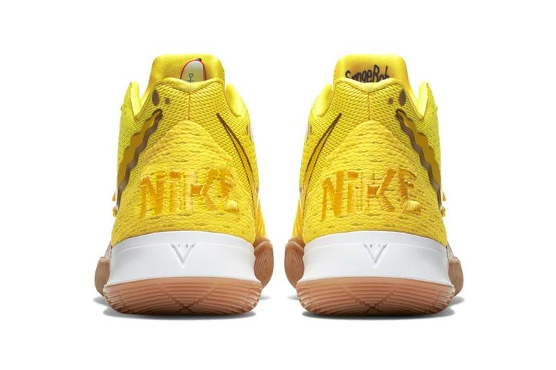 nike spongebob squarepants collaboration kyrie 5