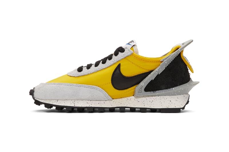 undercover nike daybreak jun takahashi bright citron black sneaker