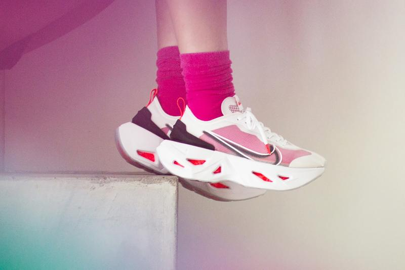 nike zoomx vista grind bright crimson womens exclusive color sneakers sneakerhead shoe footwear