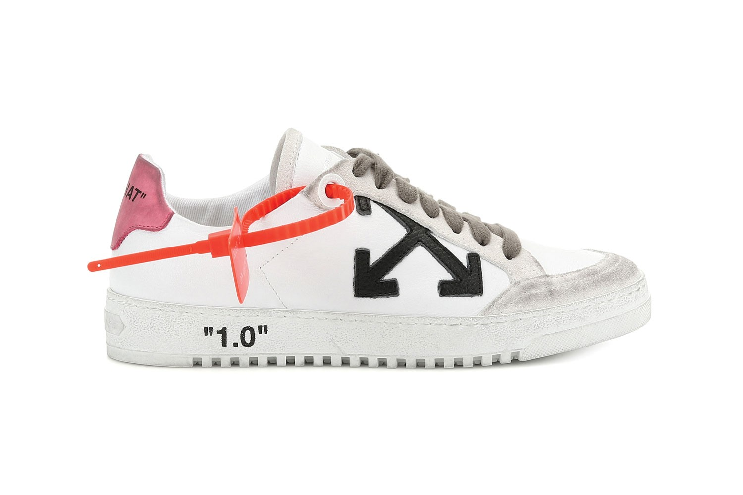 Off-White Releases Exclusive Women's