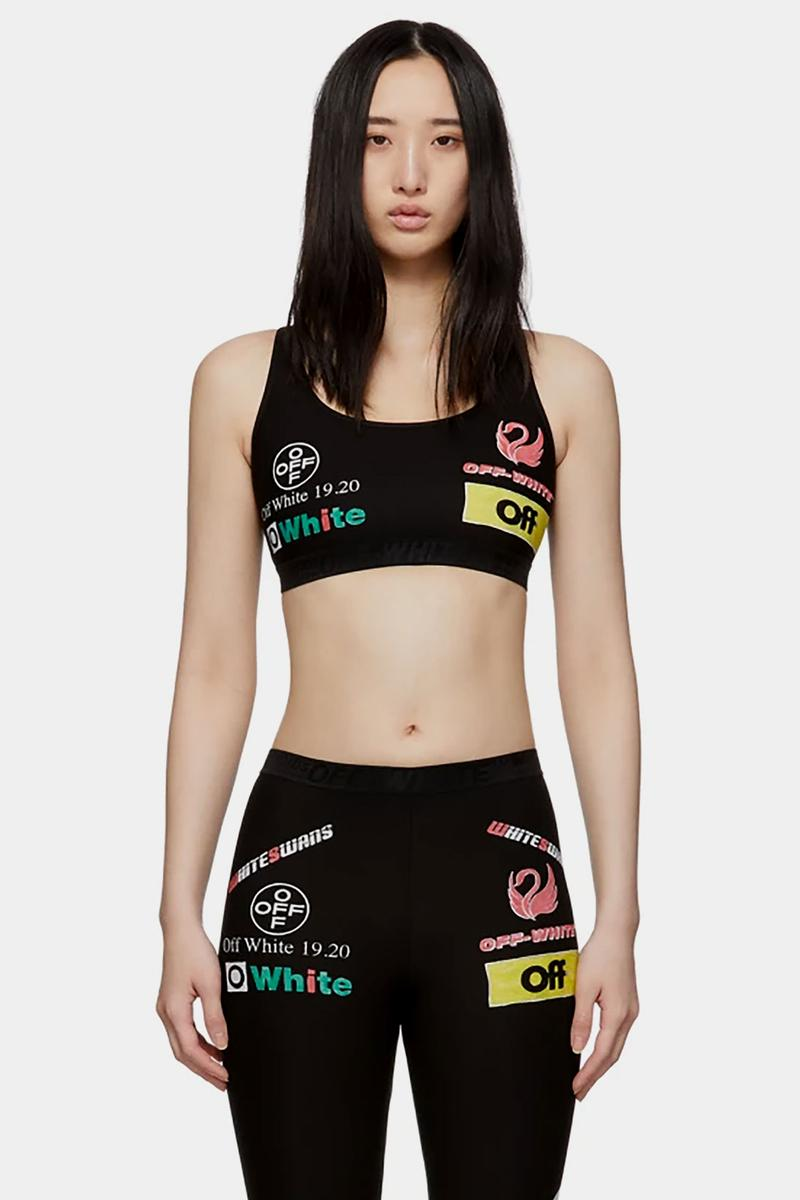 Off White Ssense Exclusive Women S Activewear Hypebae