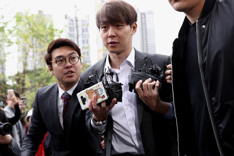K-Pop Star Park Yoochun Sentenced to 2-Year Probation