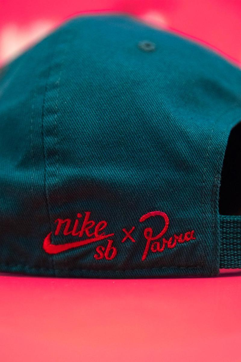 Parra x Nike Dunk Low Blazer GT