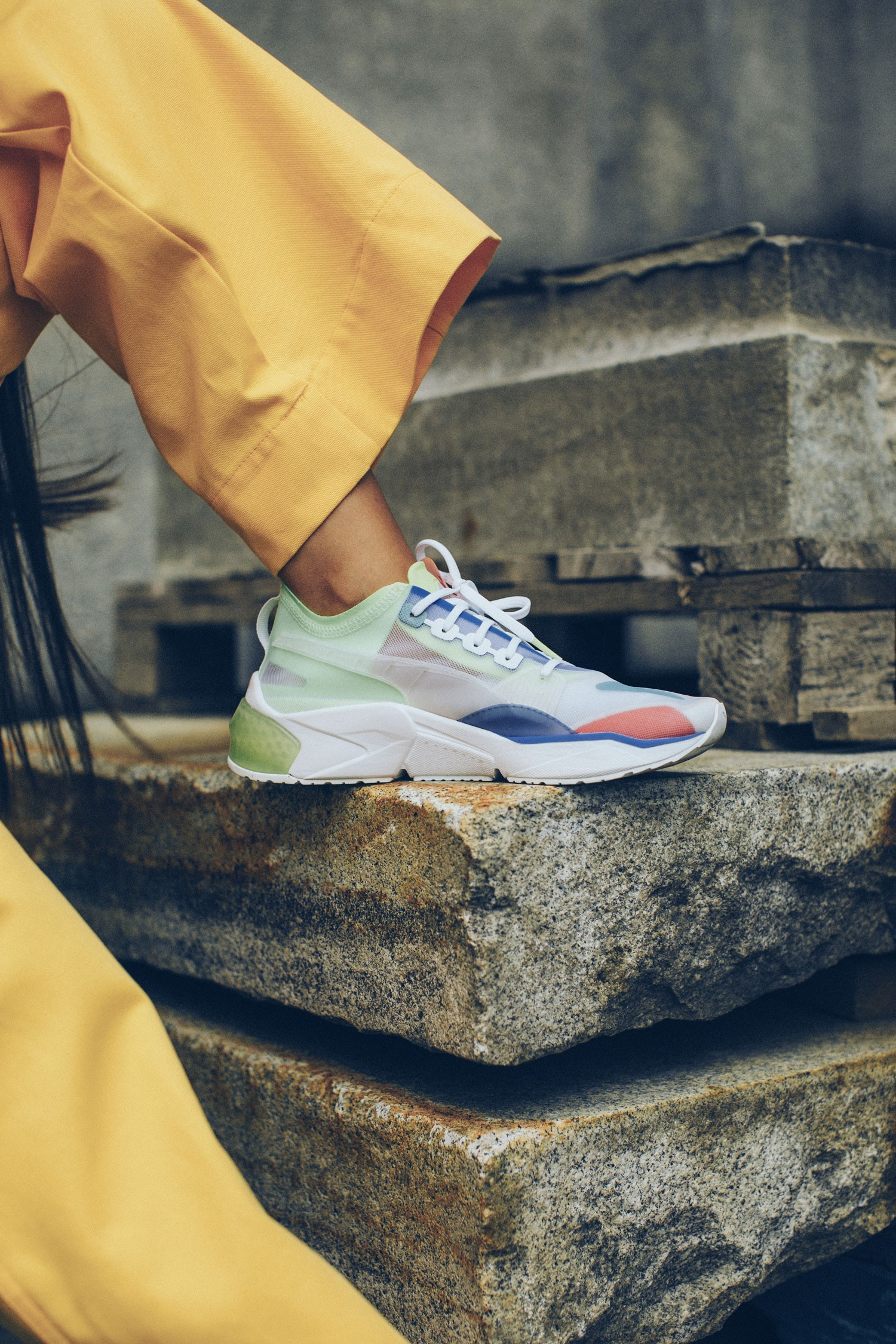 PUMA Releases the LQD CELL Optic In a