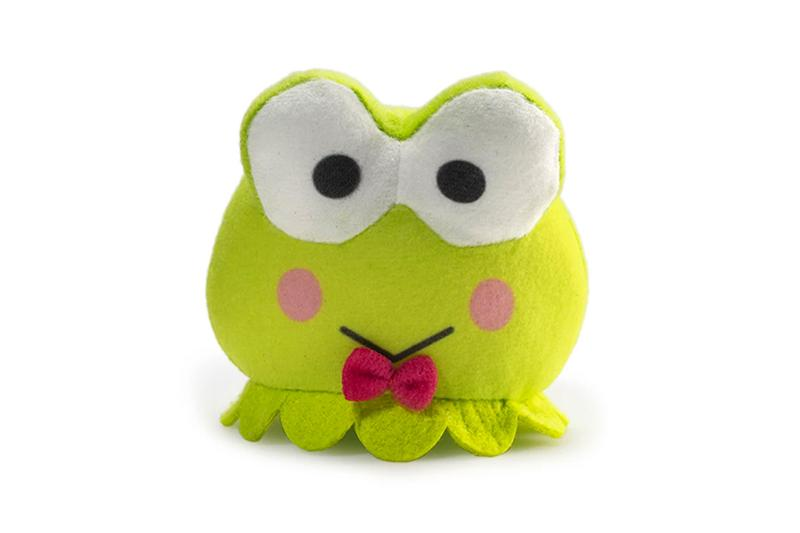 sanrio kidrobot plush toy ice cream hello kitty Badtz-Maru Keroppi Pompompurin