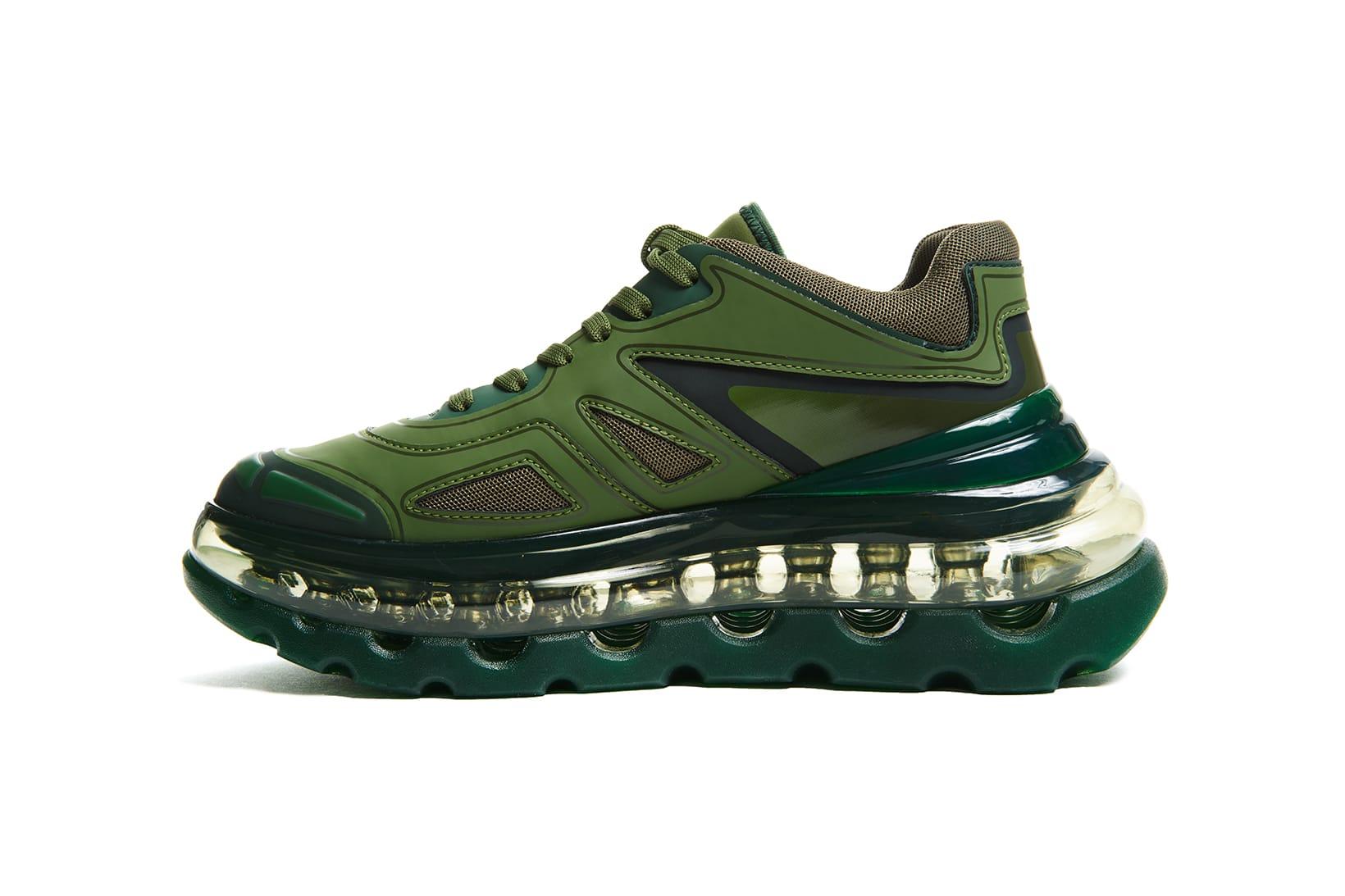 Shoes 53045 Debuts Bump'Air in \