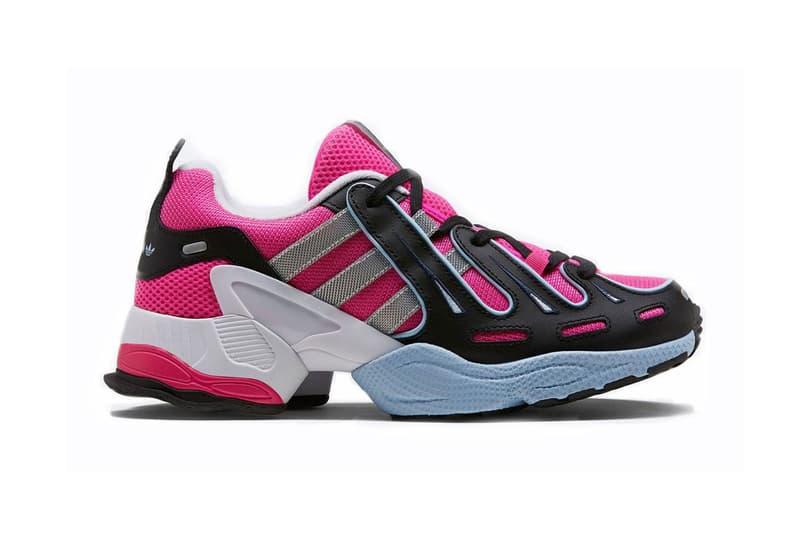 adidas Originals EQT Gazelle Black Pink