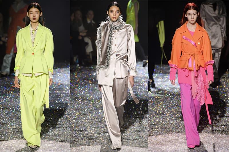 New York Fashion Week Fall Winter 2019 FW19 NYFW Sies Marjan