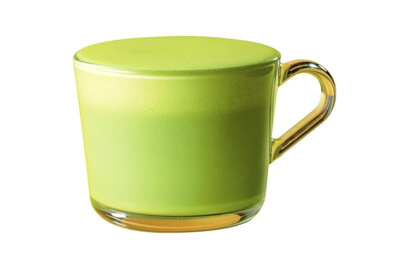 Starbucks Pure Matcha Latte Green