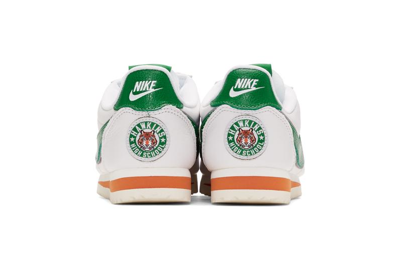 Stranger Things x Nike Air Tailwind Cortez Pine Green White Cosmic Clay