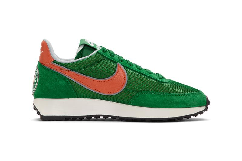 low priced 5f471 bb1cc Stranger Things x Nike Air Tailwind Cortez Pine Green White Cosmic Clay