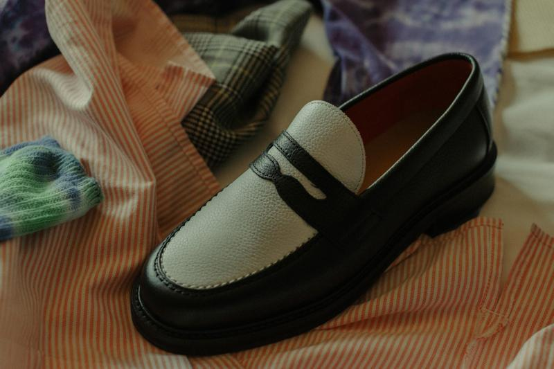 The Concept NY Summer Editorial Loafers Black