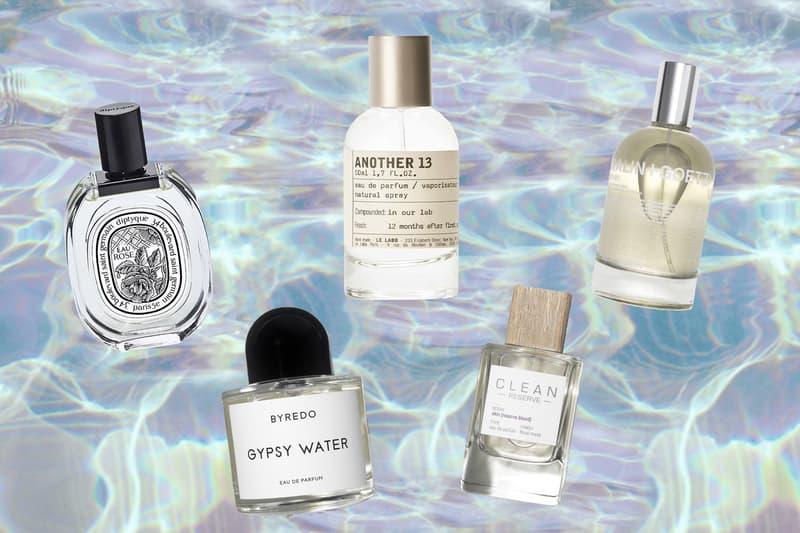 Best Summer Fragrances Le Labo Byredo Malin Goetz Diptyque Clean Scent Perfume Season Beauty
