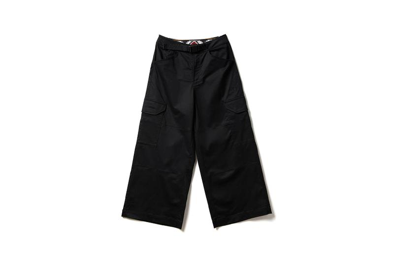 the north face back to school heritage black pants