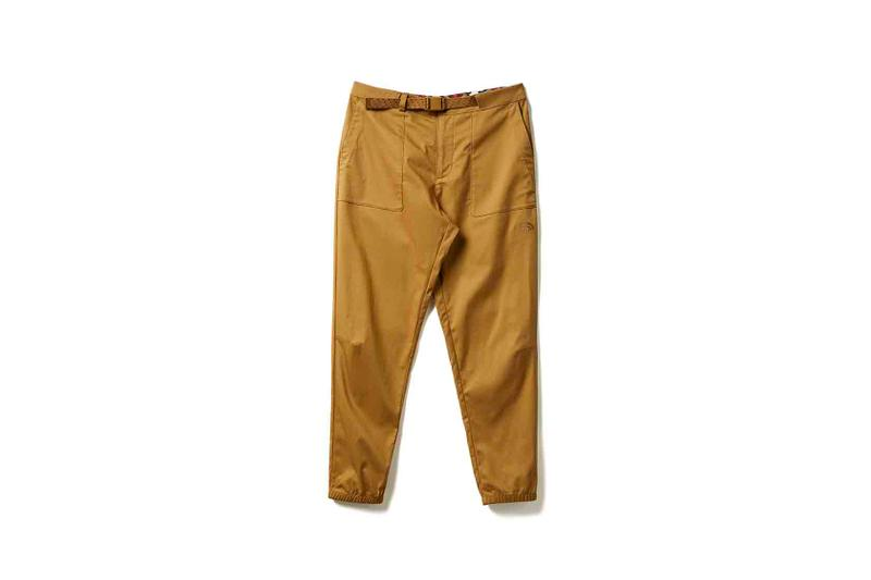 the north face back to school heritage brown pants