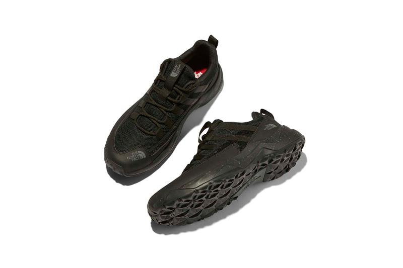 the north face back to school heritage trail escape crest sneaker